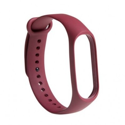 Bracelete Xiaomi para Mi Smart Band 3/4 Strap Red