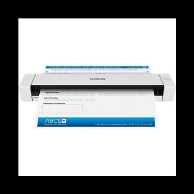 Scanner Brother Portatil A4 Cores - DS-620