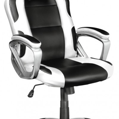 Cadeira TRUST GXT 705W Ryon Gaming White - 23205