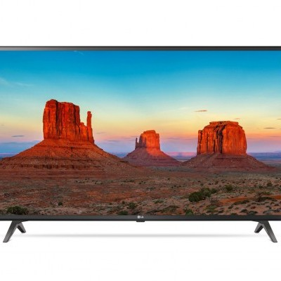"LED TV LG 43"" 4K UHD webOS Smart TV HDMI/USB/Wifi/BT/Componente - 43UK6300PLB.AEU"""