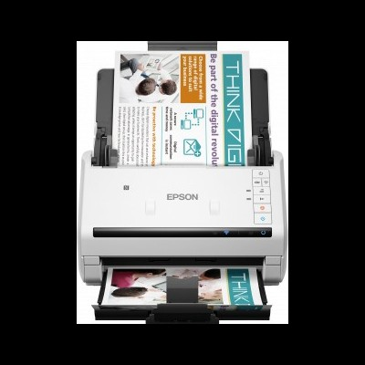 Scanner EPSON Vertical WorkForce DS-570W