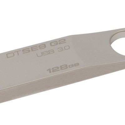 Pen Drive Kingston 128GB DataTraveler SE9 G2  USB 3.0 -DTSE9G2