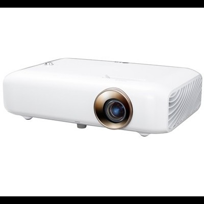 Projector LG LED 1270x720 HDMI,550Ansi c/Col, W/Battery USB,DLNA Sreen Share PH550G