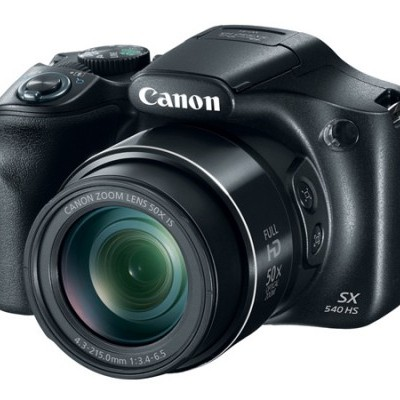 CANON POWERSHOT SX540 HS 20.3MP BLACK - 1067C002AA