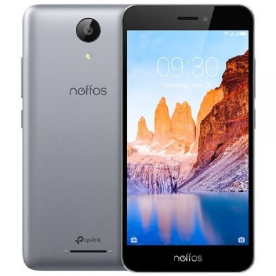 "Smartphone TP-Link Neffos C7A 5"" HD 1280X720 MTK MT6737 4*Cortex-A53 1.25 16GB /2GB 2MP/8 MP, Grey"