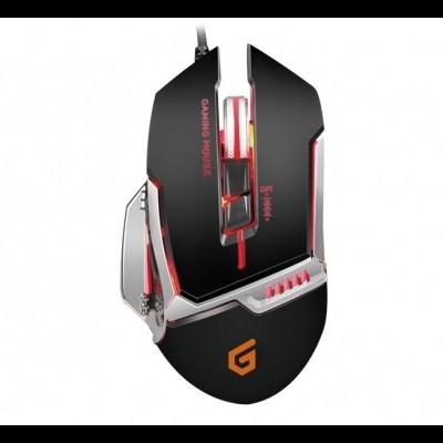 Rato Optical CONCEPTRONIC 8 botões Gaming USB 4000 DPI - DJEBBEL02B