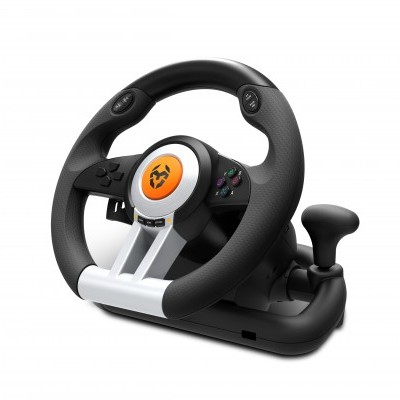 Volante NOX Krom K-Wheel Racing PC/ PS3/ PS4/ XBOX One