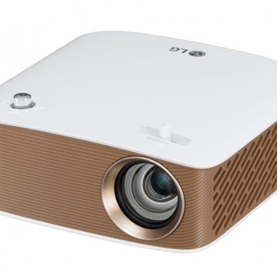 Projector LG LED 1280x720 HDMI,130Ansi c/Col,USB, SreenShare,WIDI,MHL W/Battery- PH150G