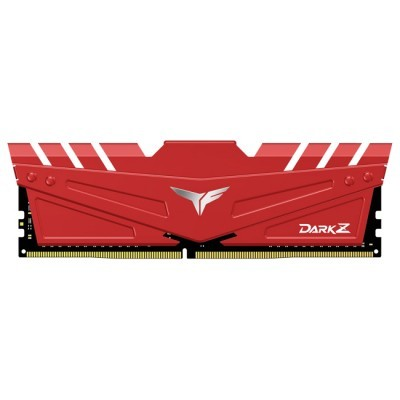 Dimm Team Group T-Force DARK Z 8GB DDR4 3200Ghz Red