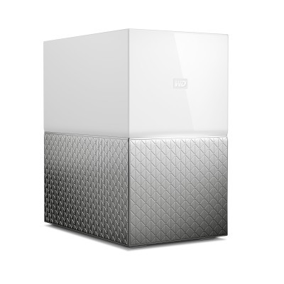 Sistema armazenamento externo WD My Cloud Home Duo 8TB