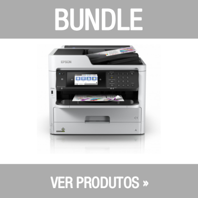 BUNDLE -EPSON - 2x Multifunções WorkForce Pro WF-C5710DWF + 1 Oferta