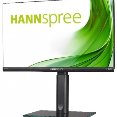 "Monitor HANNS.G 23,8"" Wide FHD 5ms VGA/HDMI/DP/HAS/Coluna/Pivot/Wall Mount - HP248PJB"""