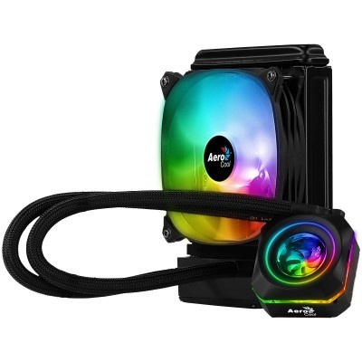 WATERCOOLING AEROCOOL PULSE L120F HALO LED, TDP 200W, 12CM ARGB FAN