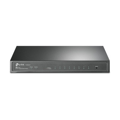 Switch c/Gestão TP-Link 8 portas Pure Gigabit Smart Switch - T1500G-8T