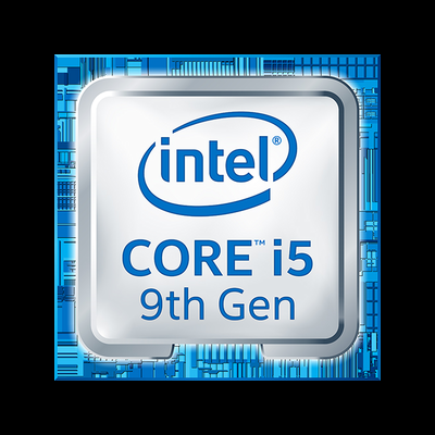 Processador INTEL Core i5 9600KF -3.7GHz 9MB LGA1151 (no Graphics)