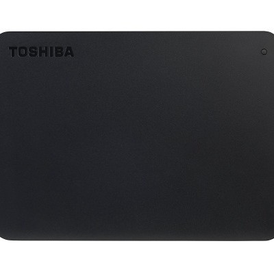 Disco Toshiba 2,5P 2TB USB3.0 CANVIO BASICS BLACK