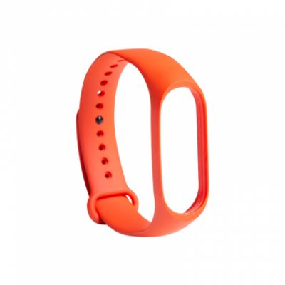 Bracelete Xiaomi para Mi Smart Band 3/4 Strap Orange