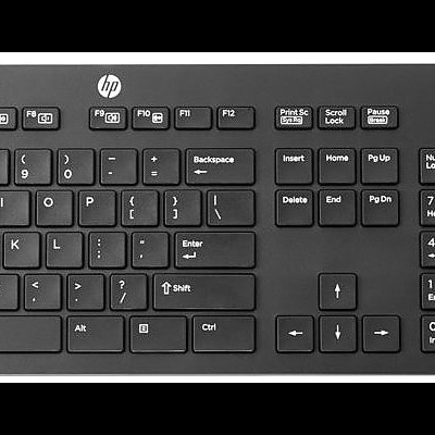 Teclado HP Wireless Business Slim c/ Rato