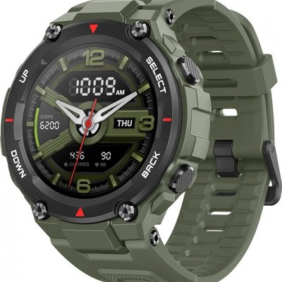 Smartwatch AMAZFIT T-Rex Army Green