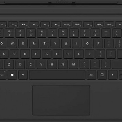 Teclado Microsoft Surface Pro Type Cover Port. Preto - FMN-00011