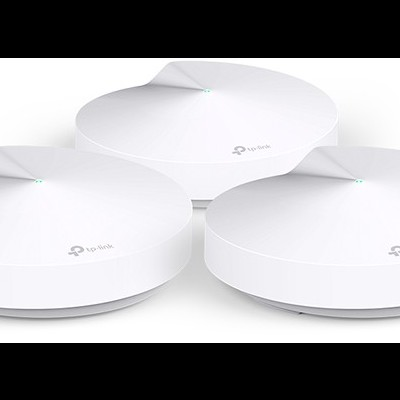 Router TP-Link AC1300 Whole-Home Wi-Fi Dual-Band 717MHz - Deco M5 (Pack3)