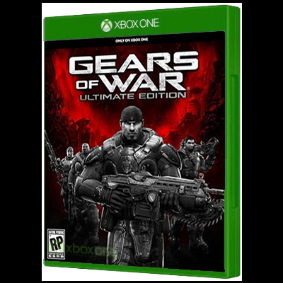 Game MICROSOFT Gears of War: Ultimate Edition Xbox One - 4V5-00021