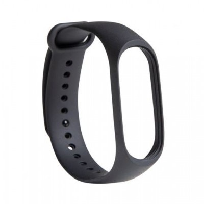 Bracelete Xiaomi para Mi Smart Band 3/4 Strap Black