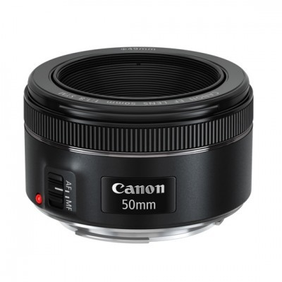 Canon EF 50 MM F 1.8 STM - 0570C005AA