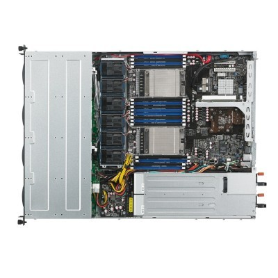 Barebone ASUS Rack-1U DP-Mainstream LGA2011-3 RPSU - RS500-E8-RS4 V2