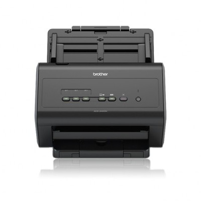 Scanner Brother Documental A4 Cores USB/LAN - ADS2400N