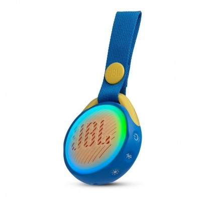 Coluna JBL JR POP Blue