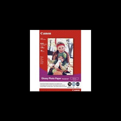 "Papel Glossy Photo Paper ""Everyday Use"" 10x15 (4x6""), Cx.100 Folhas, 170Grs - 0775B003"