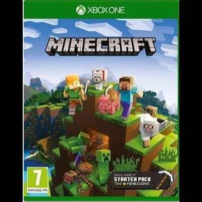 Game MICROSOFT Minecraft Starter Collection p/XBox ONE - 44Z-00121