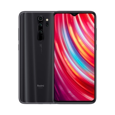 "Smartphone XIAOMI Redmi Note 8 Pro 6.53"" Helio G90T 6+64GB 64MP/8MP/2MP/2MP And. 9 Mineral Grey"""