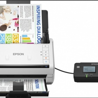 Scanner EPSON Vertical WorkForce DS-530N