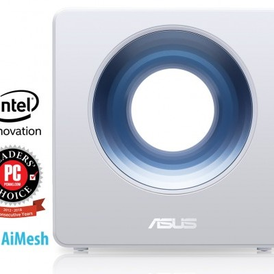 Router ASUS Blue Cave Dual-band AC2600 System AiProtection by Trend Micro - BLUECAVE