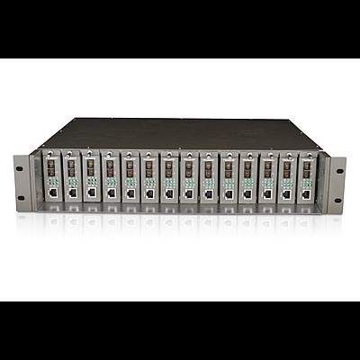 Chassis 14 Slots TP-Link Rack19 - TL-MC1400