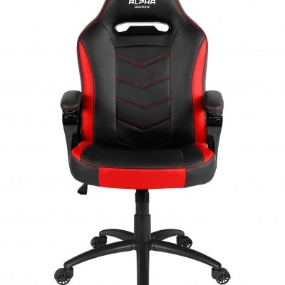 CADEIRA ALPHA Gamer Kappa Black / Red