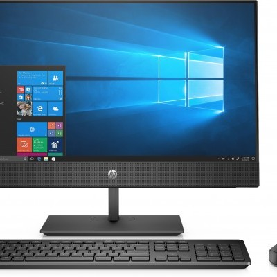 PC HP ProOne 440 G5 AiO 23,8P Touch, i5-9500T, 8GB, 256GB M.2 PCIe, DVD+/-RW, W10P 64bit, 1YrWty