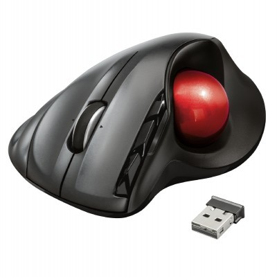 Rato TRUST Sferia Wireless Trackball - 23121