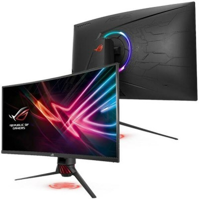 Monitor Asus ROG STRIX Curved  XG32VQR, 32P WQHD(2560x1440) Gaming monitor/DP/HDMI/DisplayHDR 400