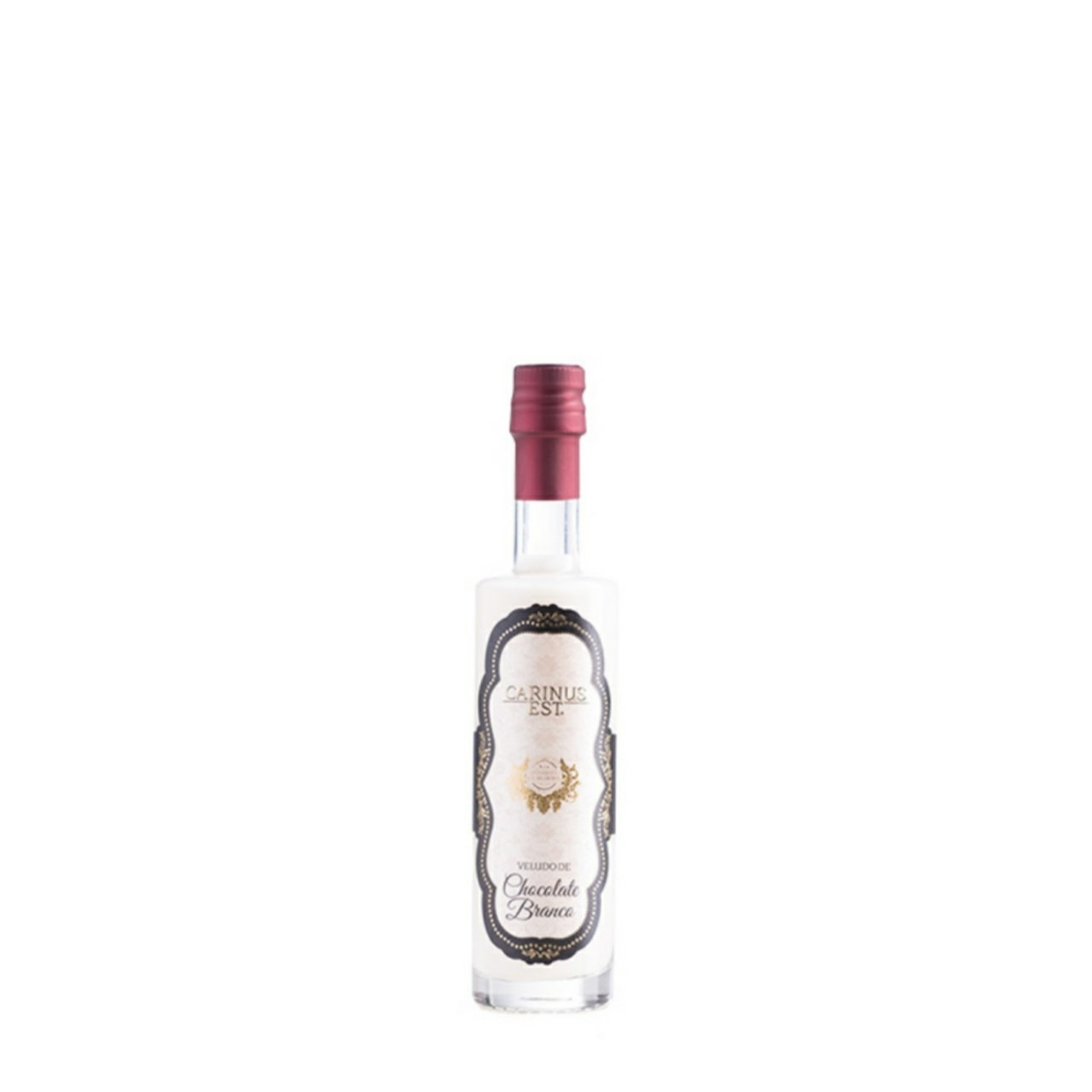 Licor Carinus Est Chocolate Branco 50ml