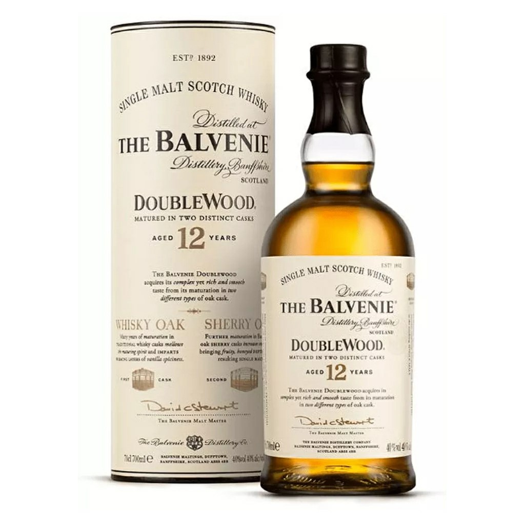 The Balvenie 12 anos Double Wood