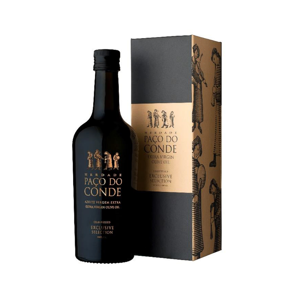 Azeite Paço do Conde Exclusive Selection 500ml