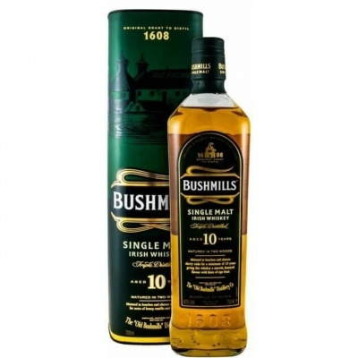 Bushmills Single Malt 10 anos