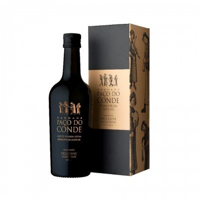 Azeite Paço do Conde Exclusive Selection 500ml (GWD)