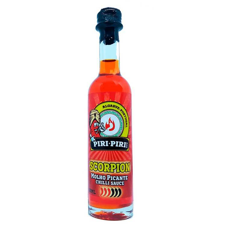 Molho Picante Scorpion - Piri Piri