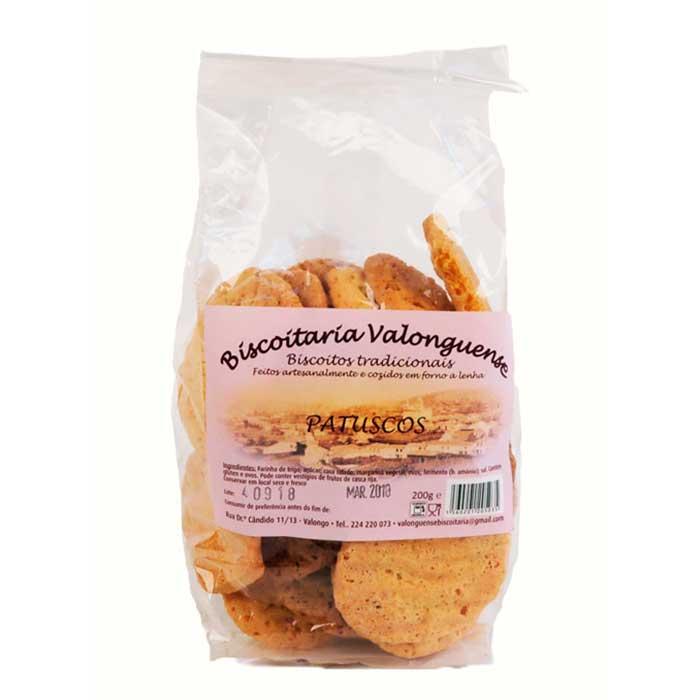 Patuscos - Biscoitaria Valonguense