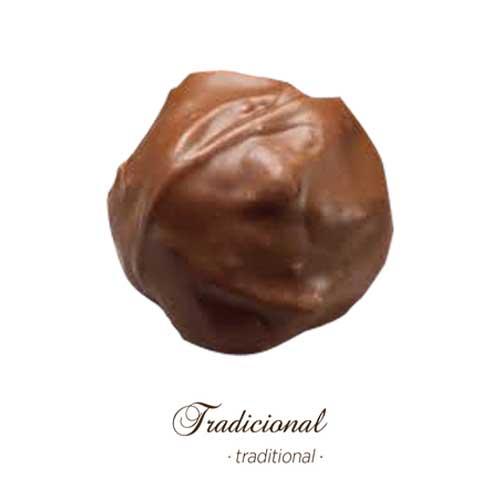 Trufas - Tradicional - Maria Chocolate