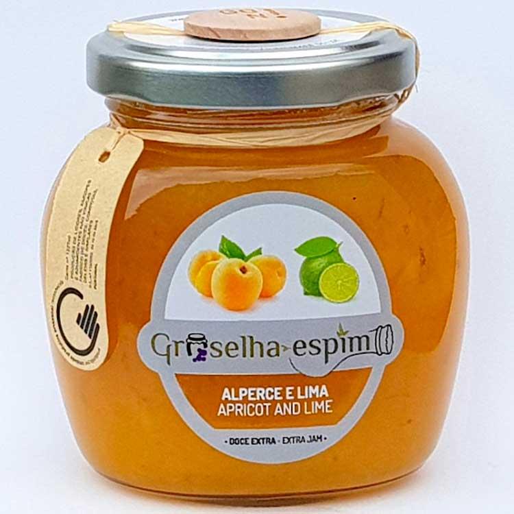 Alperce e Lima - Groselha Espim